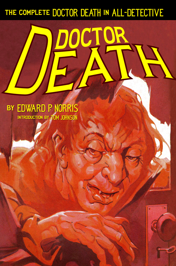 Doctor Death: The Complete Doctor Death in All-Detective