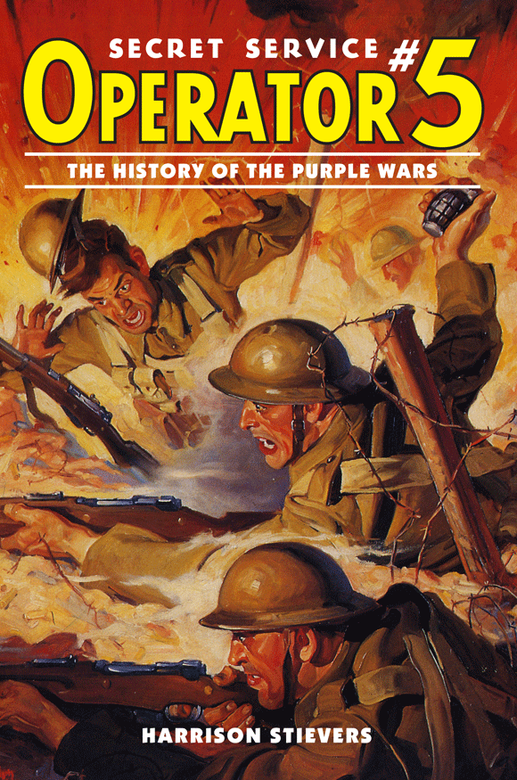Operator #5: The History of the Purple Wars