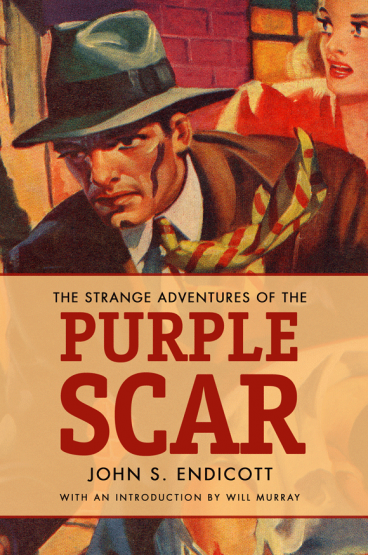 The Strange Adventures of The Purple Scar