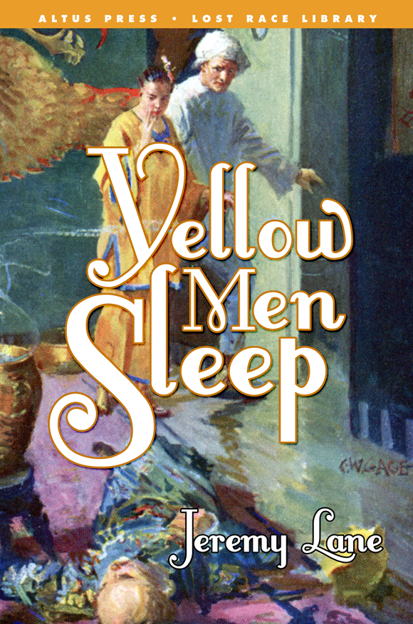 Yellow Men Sleep