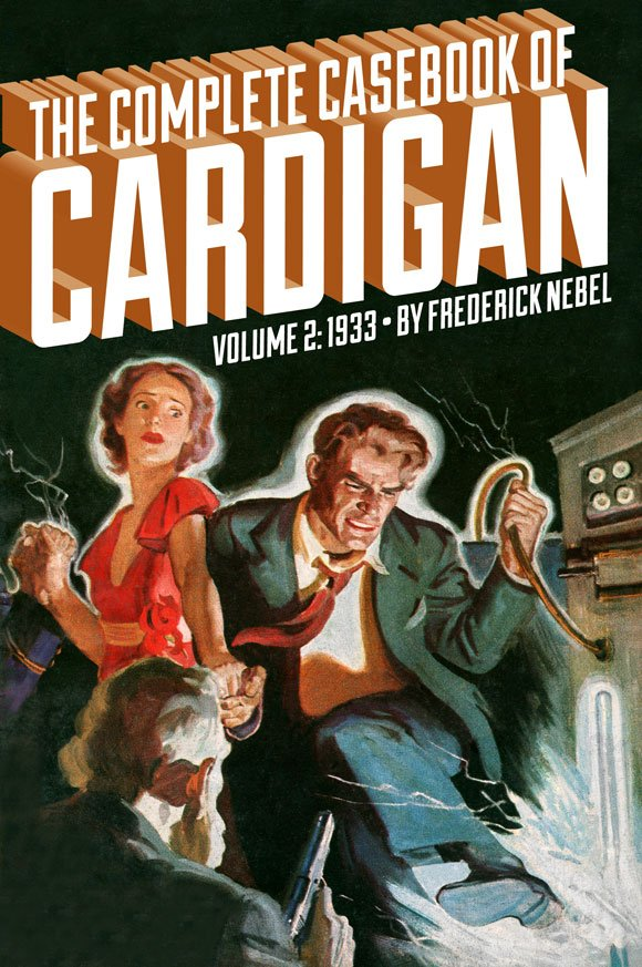 The Complete Casebook of Cardigan, Volume 2: 1933