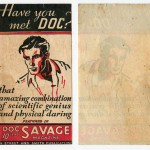 Doc Savage Premium