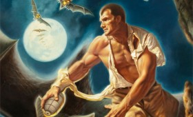 Doc Savage: Death&#8217;s Dark Domain