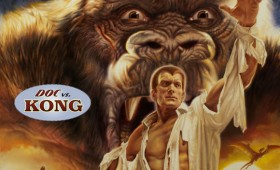 Doc Savage: Skull Island