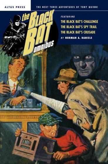 The Black Bat Omnibus Volume 2