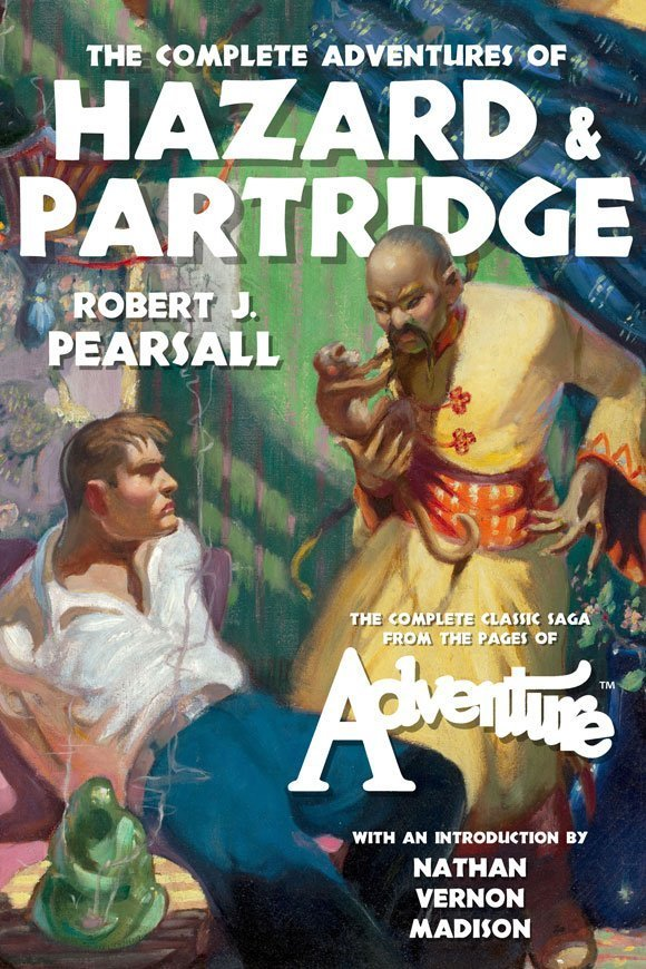 The Complete Adventures of Hazard & Partridge