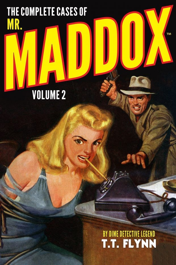 The Complete Cases of Mr. Maddox, Volume 2