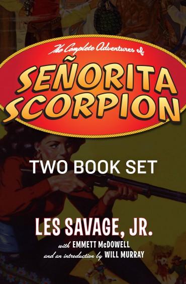 Senorita Scorpion (Two Book Set)