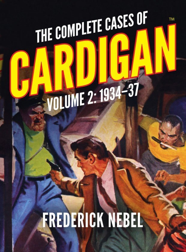 The Complete Cases of Cardigan (2 Volume Deluxe Edition)