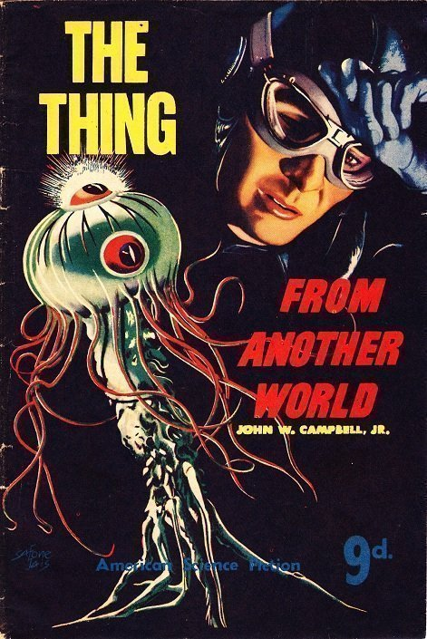 The Thing From Another World by John w. Campbell, Jr.