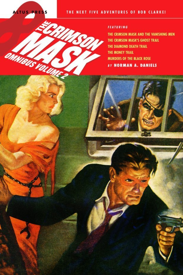 The Crimson Mask Omnibus, Volume 2