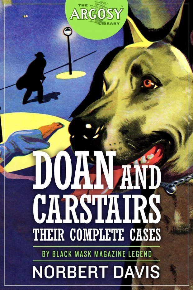 Doan and Carstairs: Their Complete Cases (The Argosy Library) by Norbert Davis