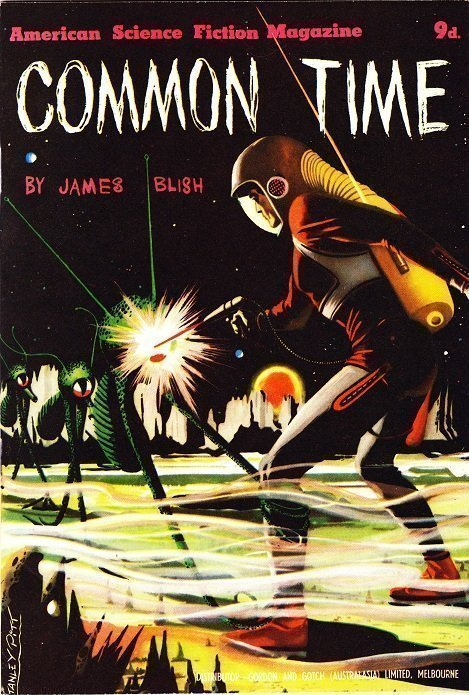 Common Time by James Blish