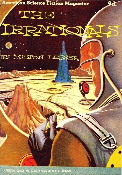 The Irrationals by Milton Lesser