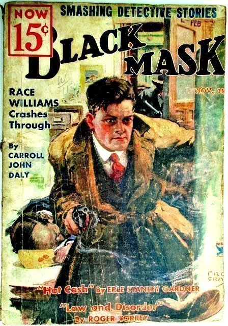 BLACK MASK - Nov. 1934