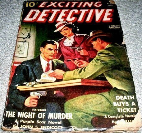 EXCITING DETECTIVE - Winter 1941 (Dec. 1941)