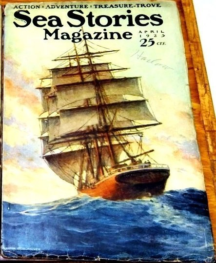 SEA STORIES - April 1923