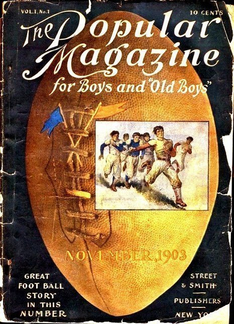 POPULAR MAGAZINE - Nov. 1903 (First Issue)