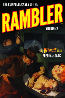 The Complete Cases of The Rambler, Volume 2 by Fred MacIsaac