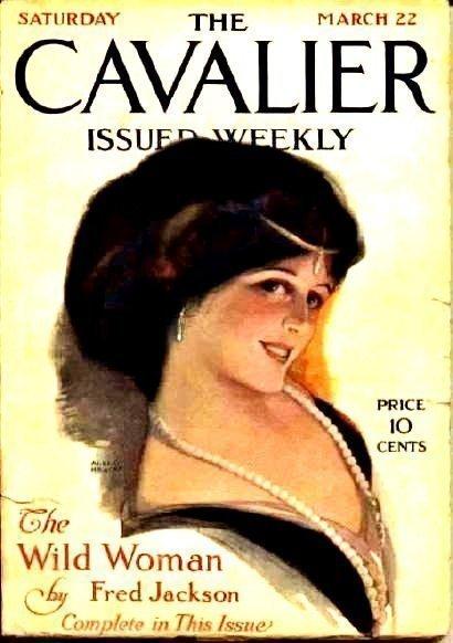 CAVALIER - March 22, 1913