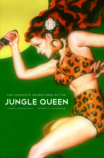 The Complete Adventures of the Jungle Queen