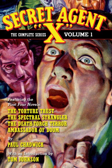 Secret Agent X - The Complete Series Volume 1