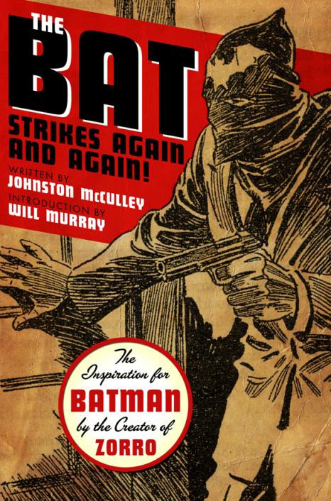 The Bat Strikes Again and Again!