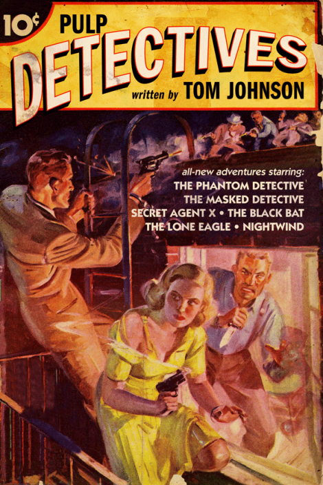 Pulp Detectives