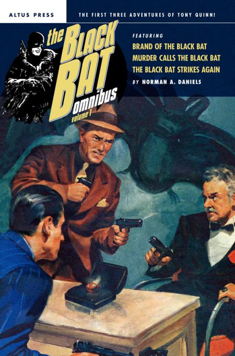 The Black Bat Omnibus Volume 1