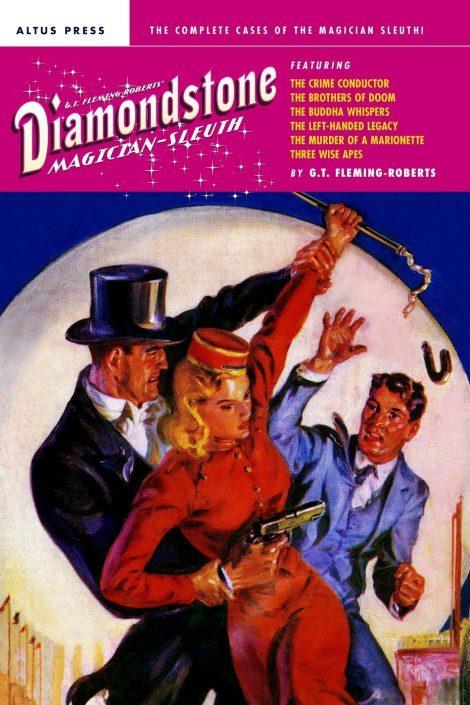 Diamondstone: Magician-Sleuth