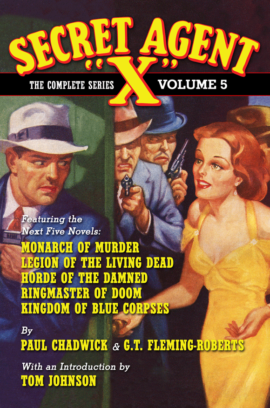 Secret Agent X - The Complete Series Volume 5