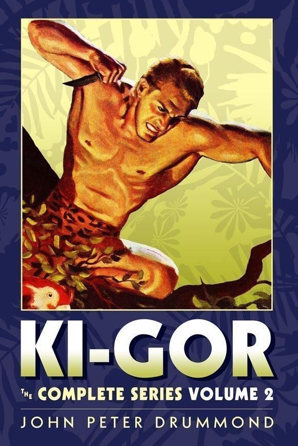 Ki-Gor: The Complete Series Volume 2