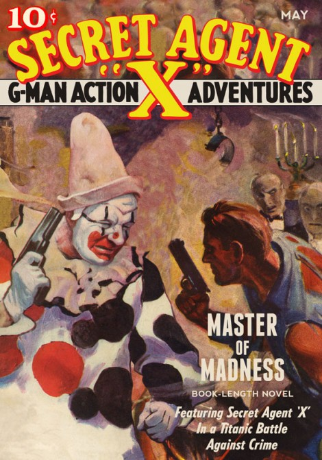 Secret Agent X: Master of Madness