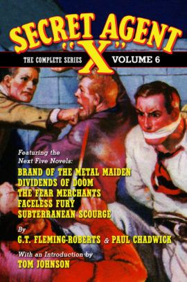 "Secret Agent ""X"" - The Complete Series Volume 6"