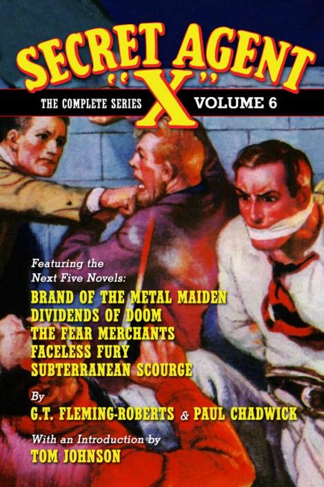 "Secret Agent ""X"" - The Complete Series Volume 6"