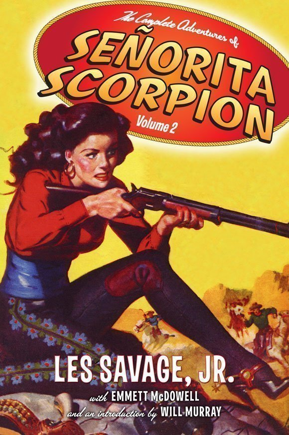 The Complete Adventures of Senorita Scorpion Volume 2