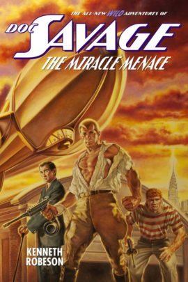 Doc Savage: The Miracle Menace