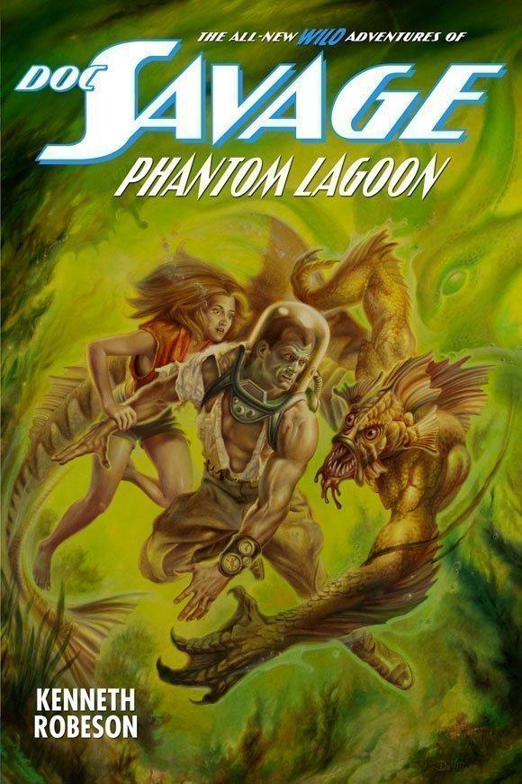 Doc Savage: Phantom Lagoon