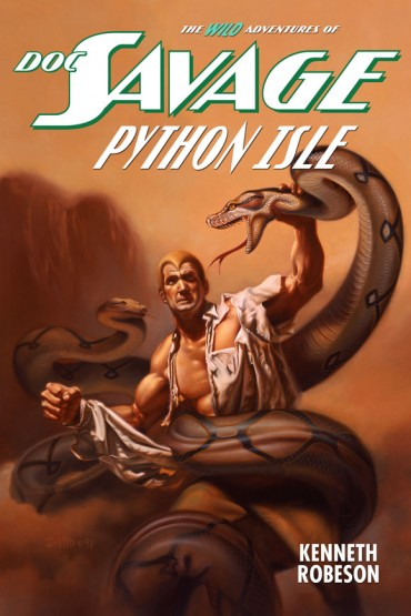 Doc Savage: Python Isle