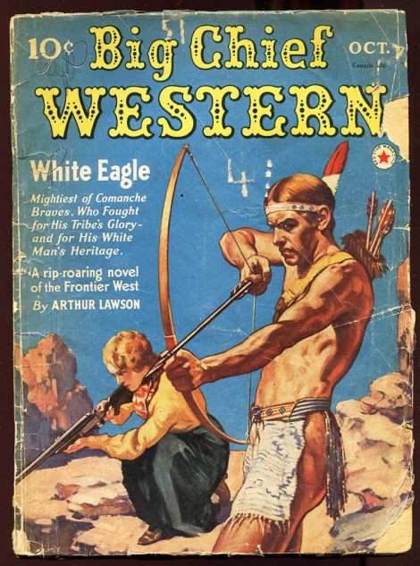 Big Chief Western (October 1940)