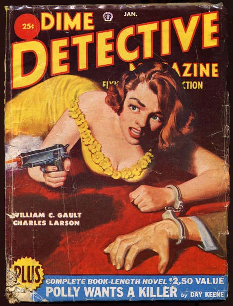 Dime Detective (January 1951)