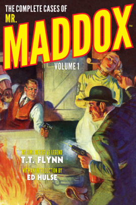 The Complete Cases of Mr. Maddox, Volume 1