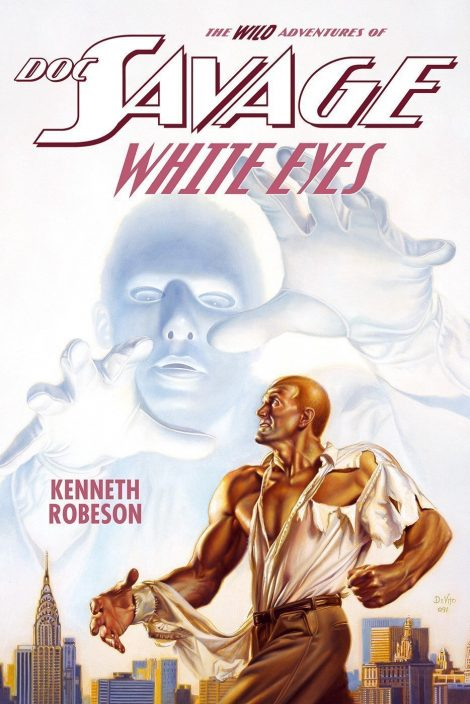Doc Savage: White Eyes