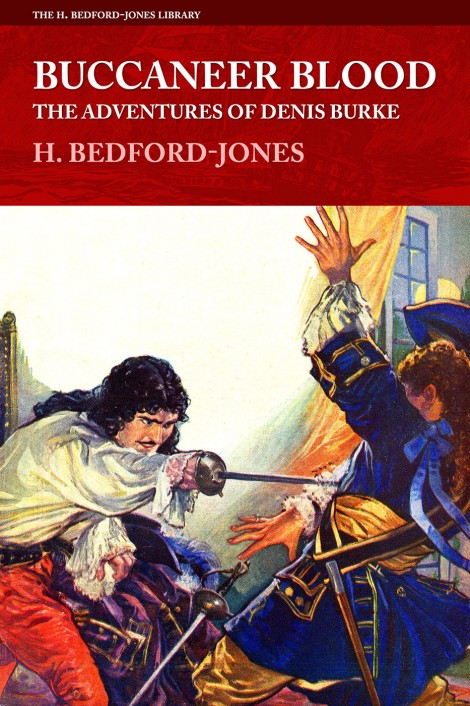 Buccaneer Blood: The Adventures of Denis Burke