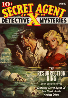 "Secret Agent ""X"": The Resurrection Ring"