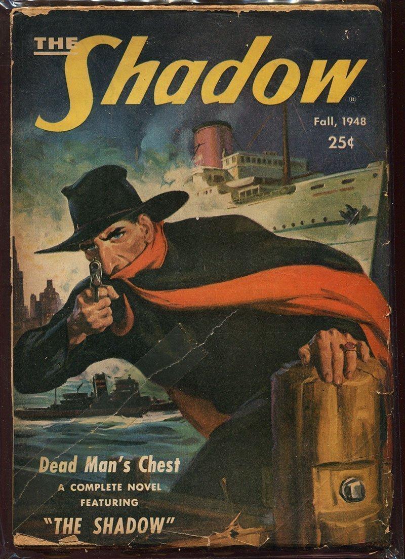 The Shadow Magazine (Fall 1948)