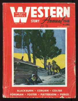 Western Story Magazine: 1948 Annual