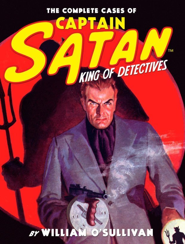 The Complete Cases of Captain Satan