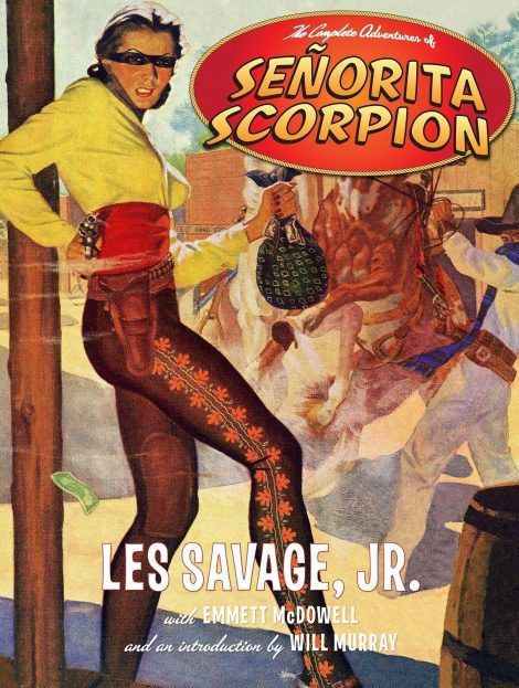 The Complete Adventures of Señorita Scorpion