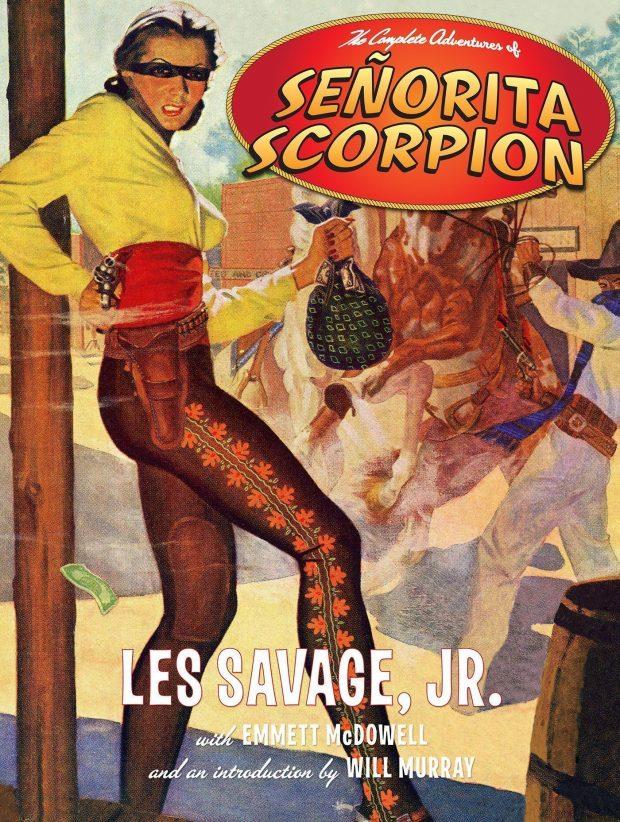 The Complete Adventures of Señorita Scorpion